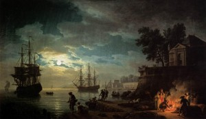 Joseph_Vernet_-_Night_-_Seaport_by_Moonlight_-_WGA24731[1]