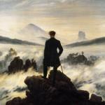 friedrich Wanderer über dem Nebelmeer